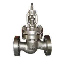 Best Quality for Flanged Globe Valve Duplex Steel Bolt Bonnet Globe Valve export to Congo Suppliers