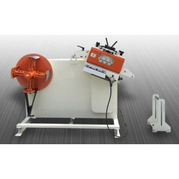 2 In 1 Decoiler Straightener Machine