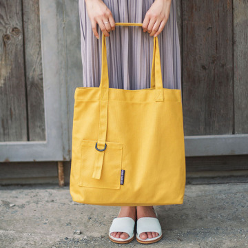 Practical portable canvas bag