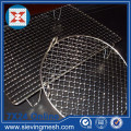 Sintered Porous Metal Round Water Filter Wire Mesh Disc