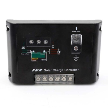Factory Price 30 Amp PWM Solar Charge Controller