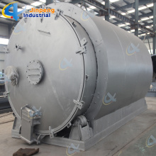 China for Fuel From Plastic Waste Pyrolysis Tyre Recycling Plant export to South Korea Importers