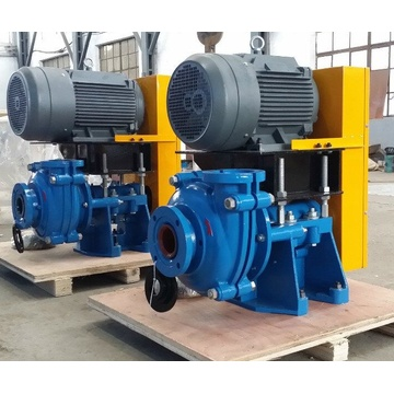 Naipu  plant ash centrifugal slurry pump AH series