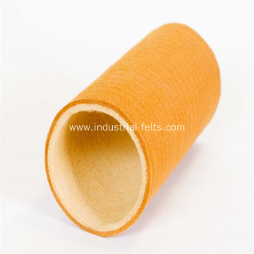 PBO Seamless Felt Tube Fabric For Aluminium Profile