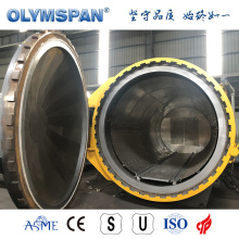 ASME standard small carbon fiber treatment autoclave