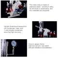 100l alcohol rotary evaporator distillation
