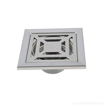 Hot Sale for Sanitary Ware Brands Stainless Steel Deodorant Floor Drain Bathroom Floor Drain supply to India Factory