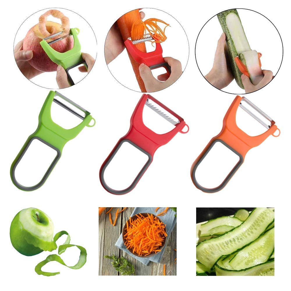 y shaped peeler