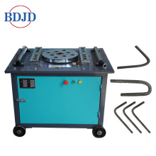 widely used iron rebar bending machine