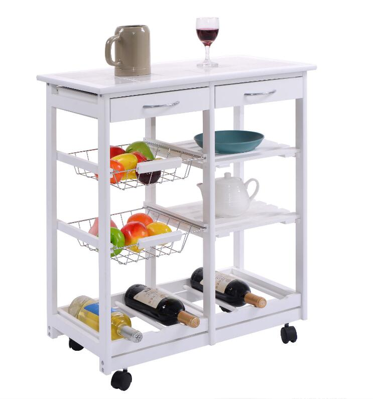 Kitchen Trolley Cart
