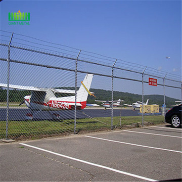Direct factory welded airport fence