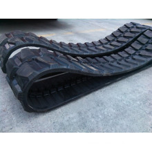 Rubber track used for mini excavator