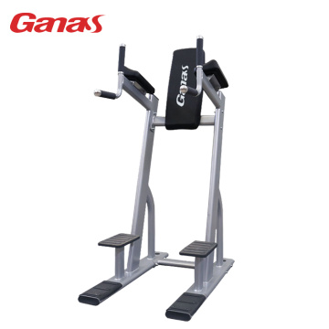 Commercial Gym Exercise Equipment Vertical Knee Raise Chin