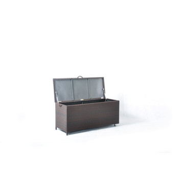 Home outdoor storage box import rattan furniture
