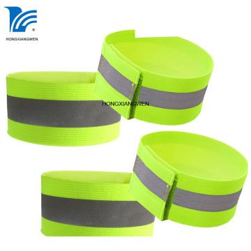 Reflective Wrist Bands Elastic Ankle Wrist support