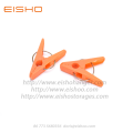 EISHO Decorated Mini Plastic Clothes Pegs Clothespins