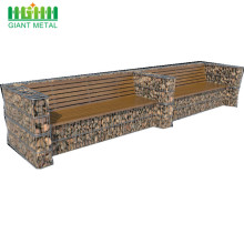 Hot dipped galvanized welded gabion basket gabion box