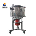 high frequency circular rotary fine powder vibro sifter