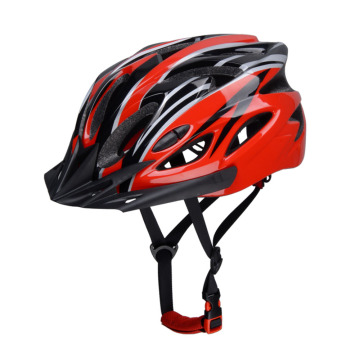 Newly Arrival for Bike Helmet EPS Cool Bicycle Helmets with visor supply to India Supplier