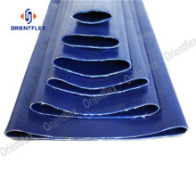 Korea pvc lay flat water pipe