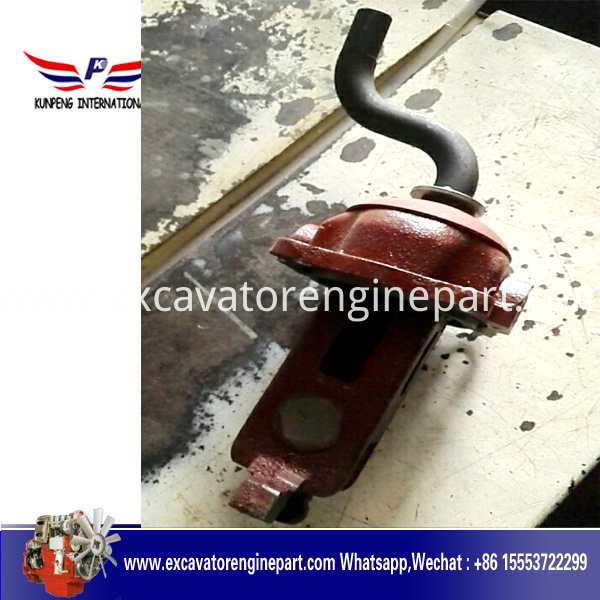 Yishan bulldozer parts transmission shift lever