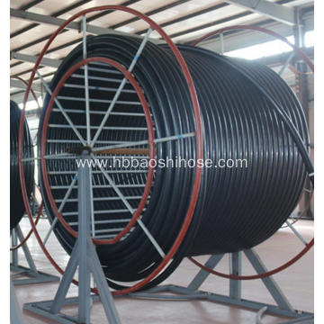 Flexible Reinforced HP Gas Pipe