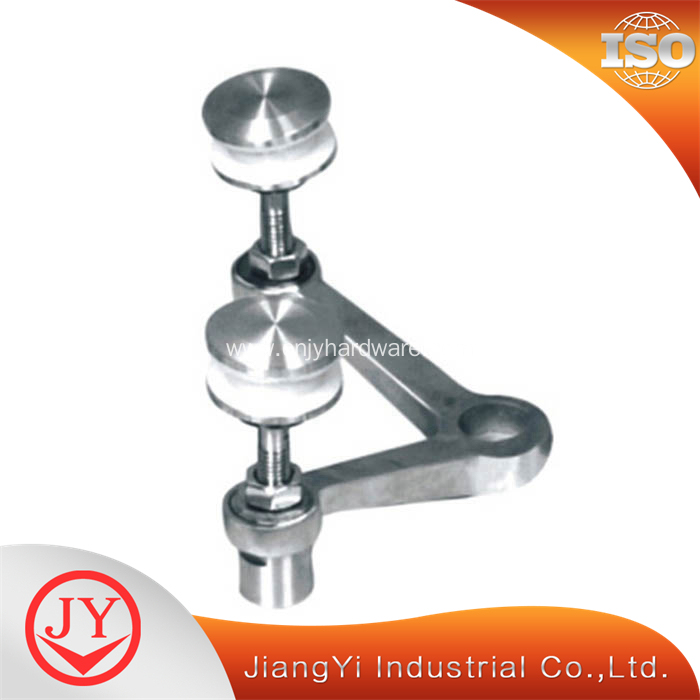 Glass Curtain Wall Clamp Spider Fitting Types