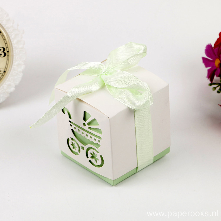 High Quality Small Gift Paper Packaging Box