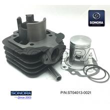 PIAGGIO Typhoon 50cc 47MM Cylinder Kit (P/N:ST04013-0021) Top Quality