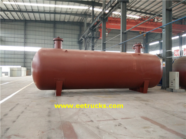 Used 16000 Gallon LPG Mounded Storage Tanks