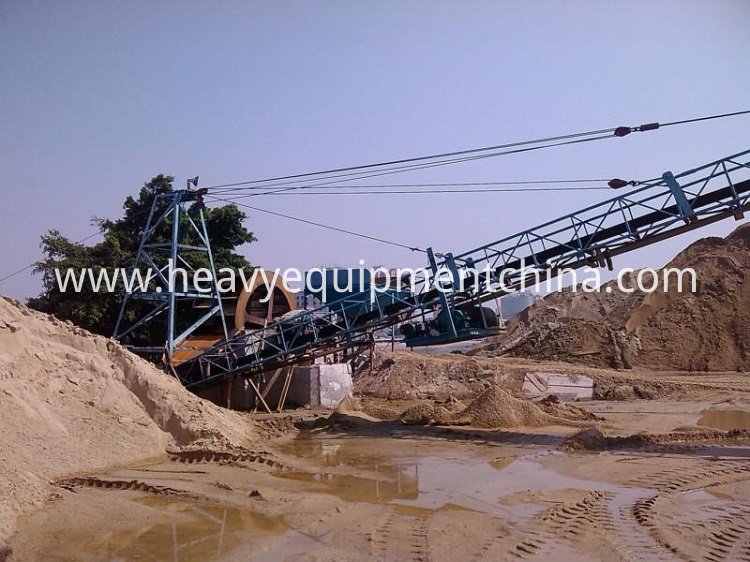 Garnet Sand Washing Machine