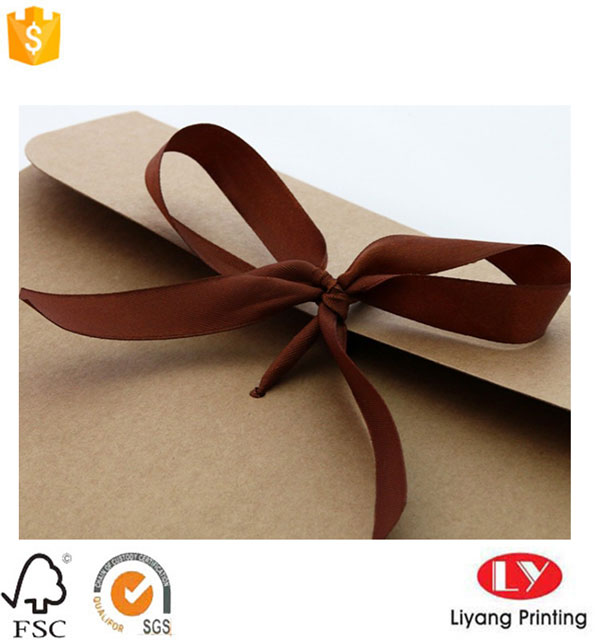 Kraft Envelope with Ribbon7