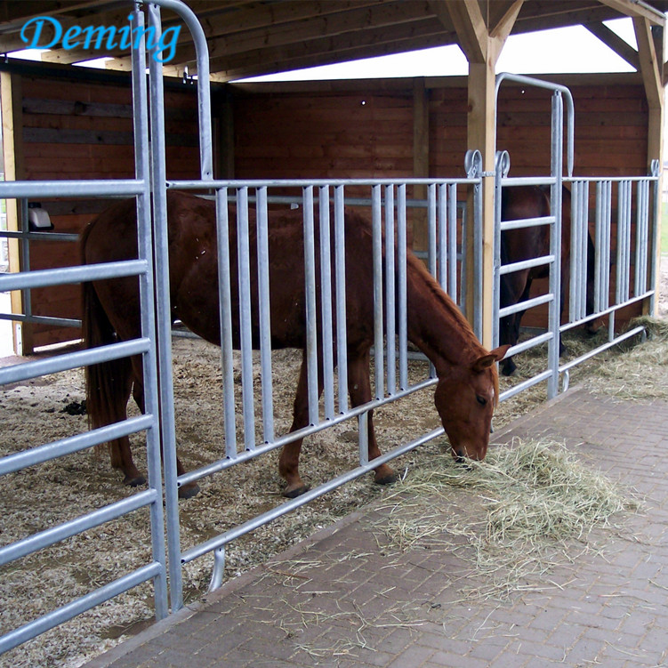 Best Selling Galvanized Horse Corral Fence