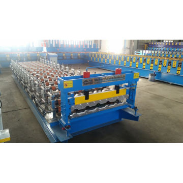 Floor Glazed Tile Roll Forming Machine