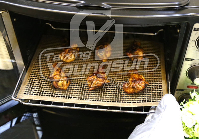 FDA Certificated Toaster Oven Liner