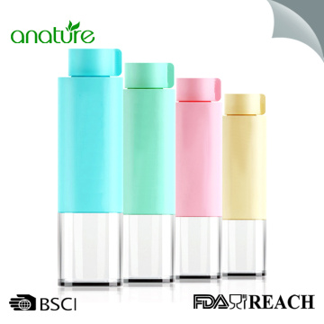 530ML Triple Shape Plastic BPA FREE Water Bottle