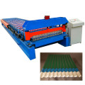 Corrugated roof roll forming machine