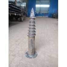 Galvanized Ground Piles  Screws