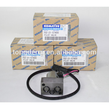 PC200-8 KMS Excavator Pilot Valve 702-21-57400 Genuine OEM