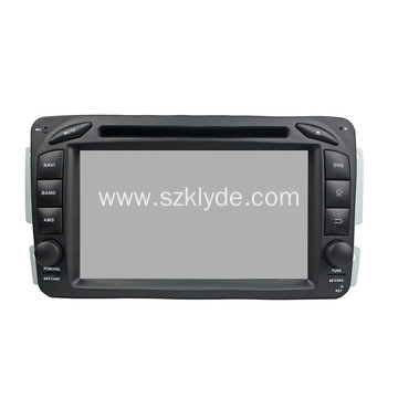 sistema multimediale car Android per W209 2002-2005