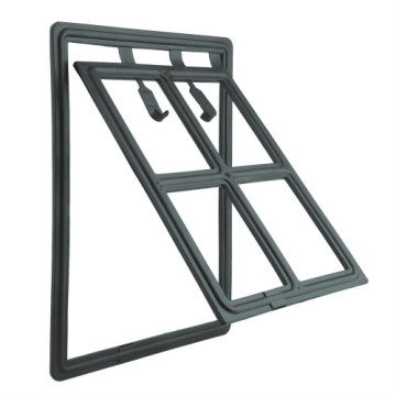 Hot selling cat door for screen door