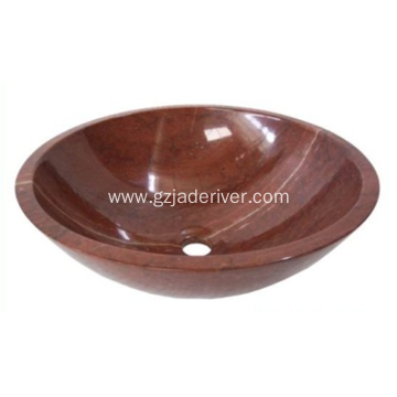 Marble Stone Sink Basin for Bathroom