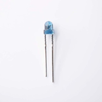 1050nm Infrared LED 3mm LED Blue Lens H4.5mm