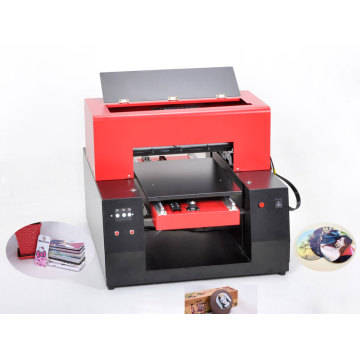 UV Flatbed Digital Printer