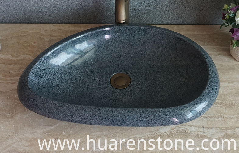 stone basins for bathrooms