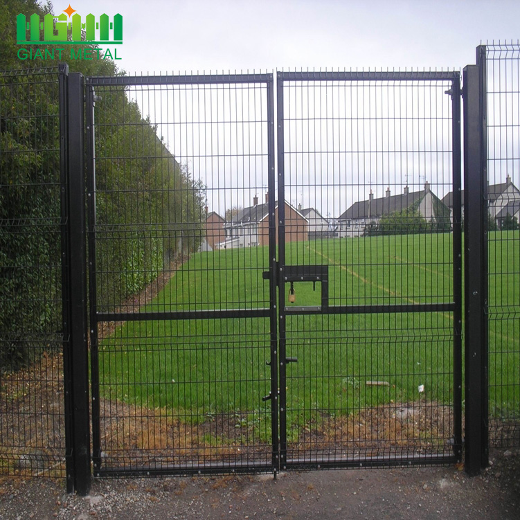 hot sales galvanized fence gate