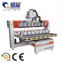 Factory directly sale for Cnc Wood Lathe Machine Wood carving cnc machine for sofa legs supply to Kiribati Manufacturers