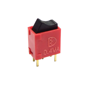 ROHS On On Custom Sub-Miniature Rocker Switch