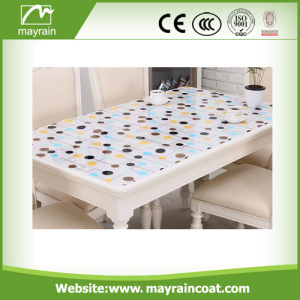 100% PVC Manufacturing Square Full Printing Table Clothes