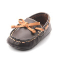 Brown Baby Soft Sole Shoes